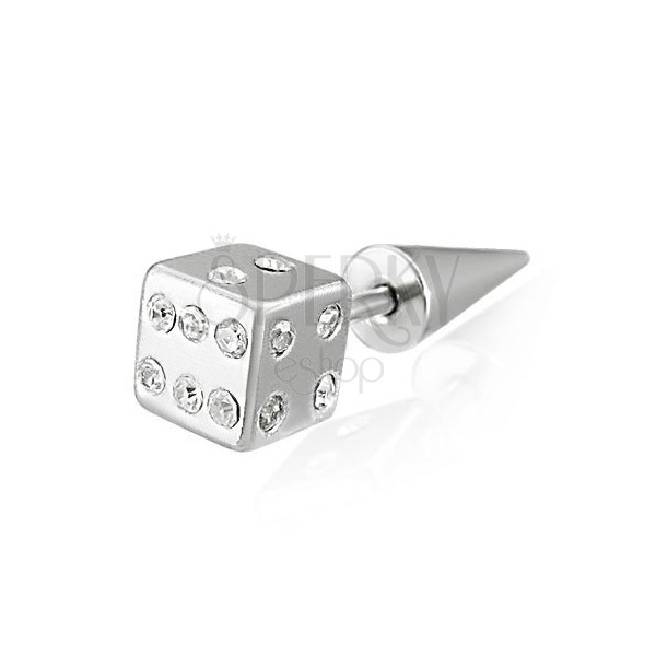 Fake expander - dice with zircons