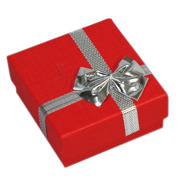 Present Box For Rings